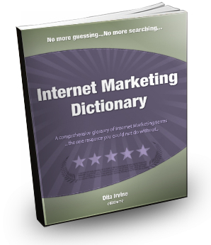 Internet Marketing Dictionary Download